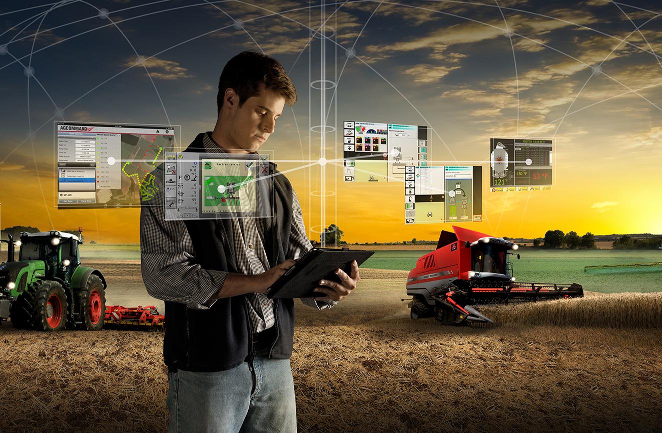 农机设备的制造商